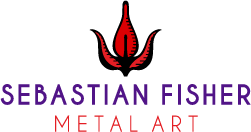 Sebastian Fisher Metal Art Logo